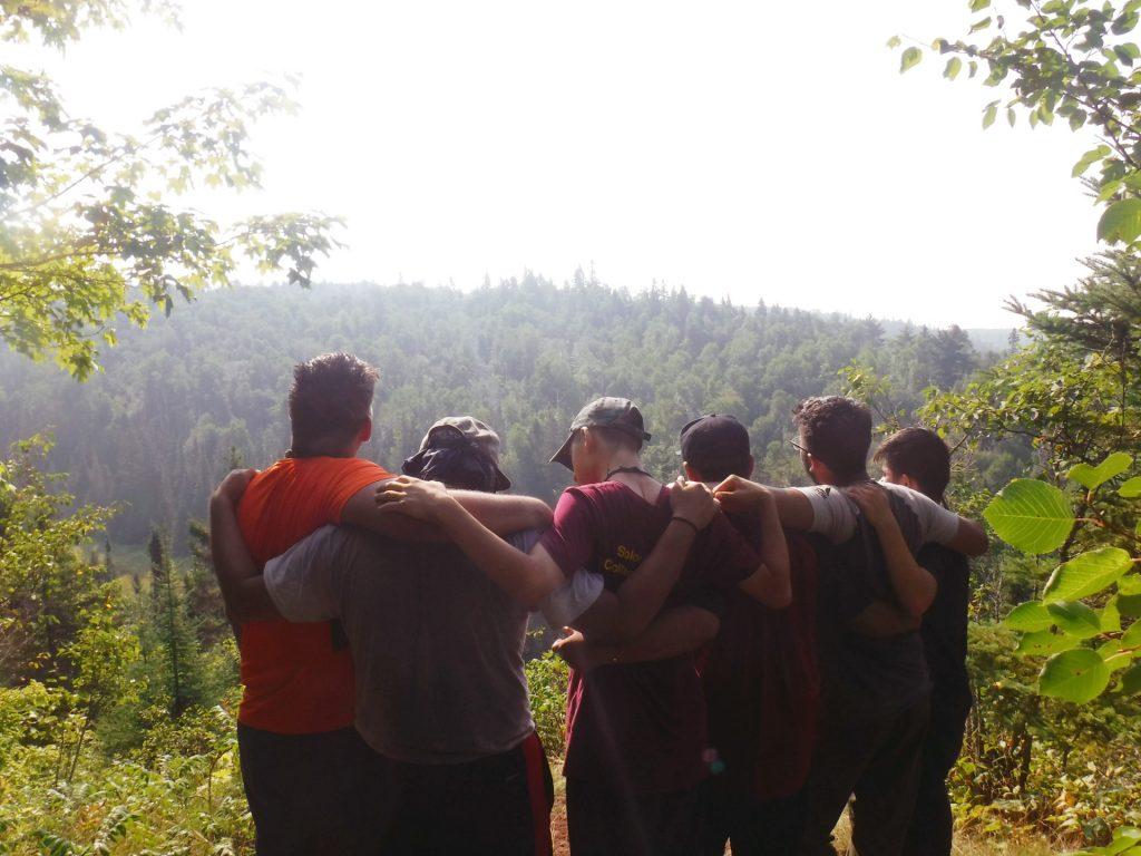 Brotherhood Among The Fellowship Initiative Crew