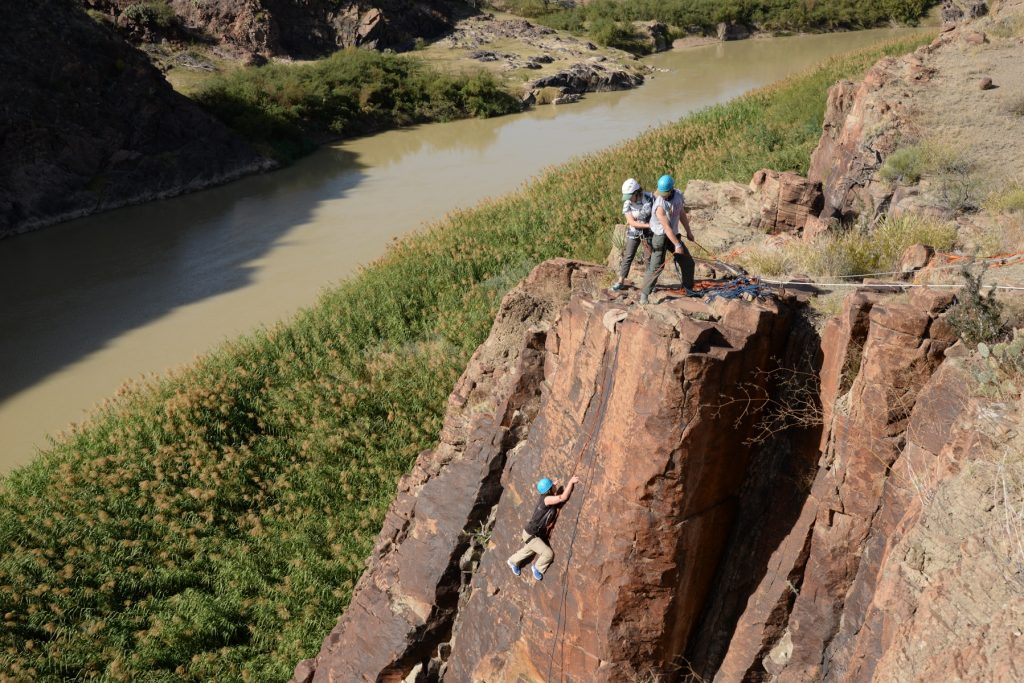 Experiential Education in Big Bend Texas